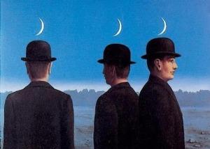 Rene Magritte, 1955